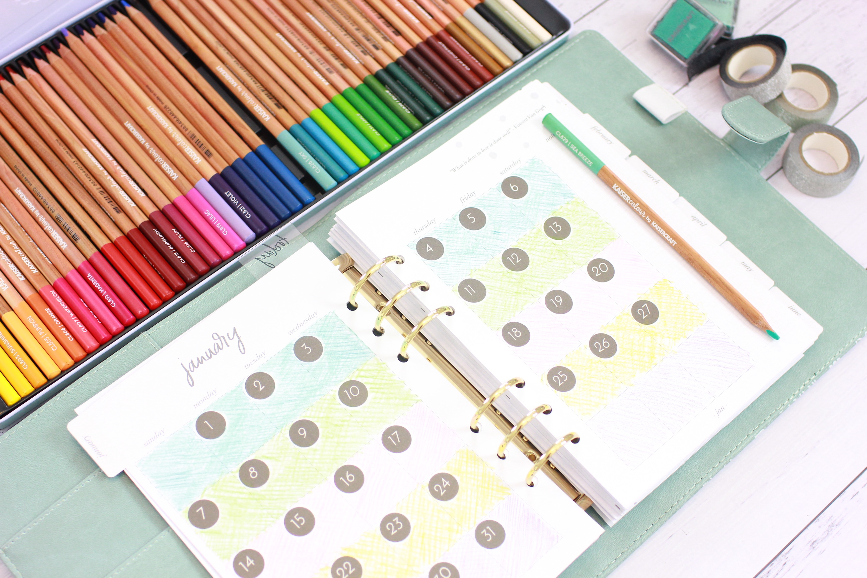 New Year, New Planner, New Blog